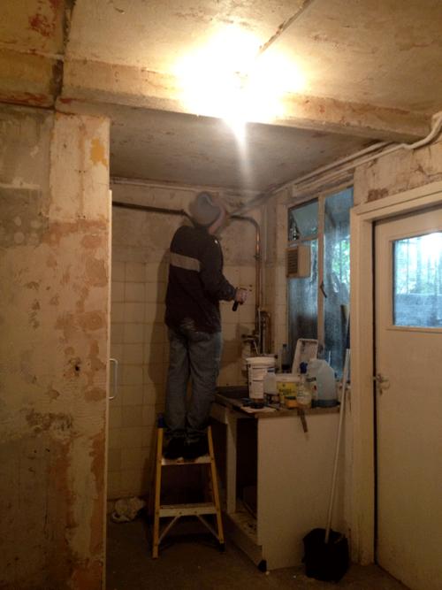 Charles Rowan House Tra Flat 88 Refurbishment Completed